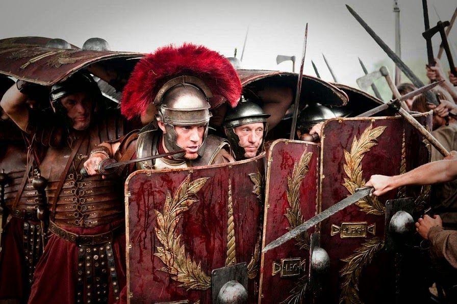 3322 - Historia militar Romana