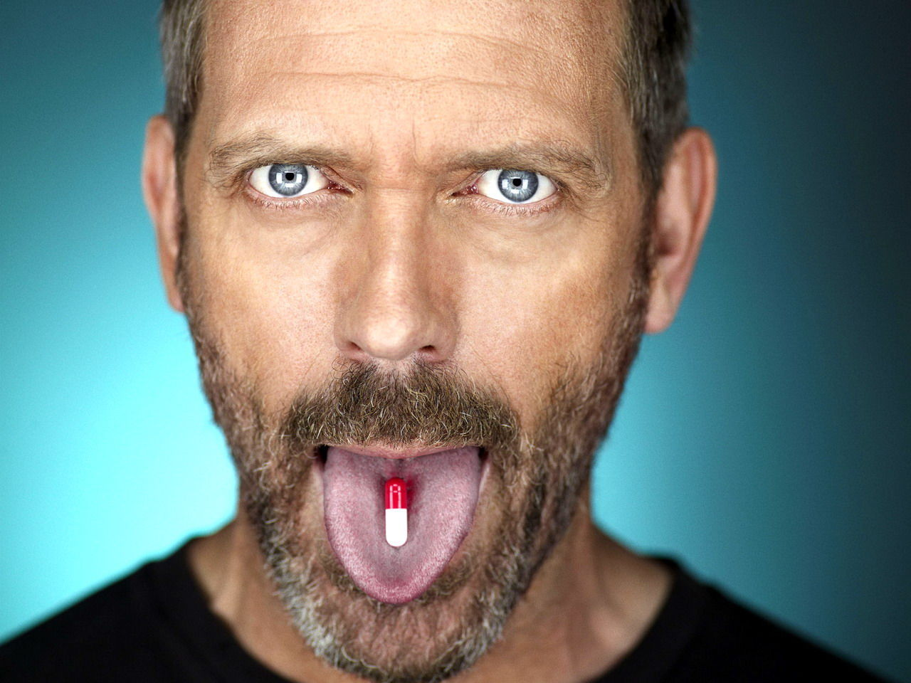 Una sencilla ¿Qué actor interpreta a Gregory House?