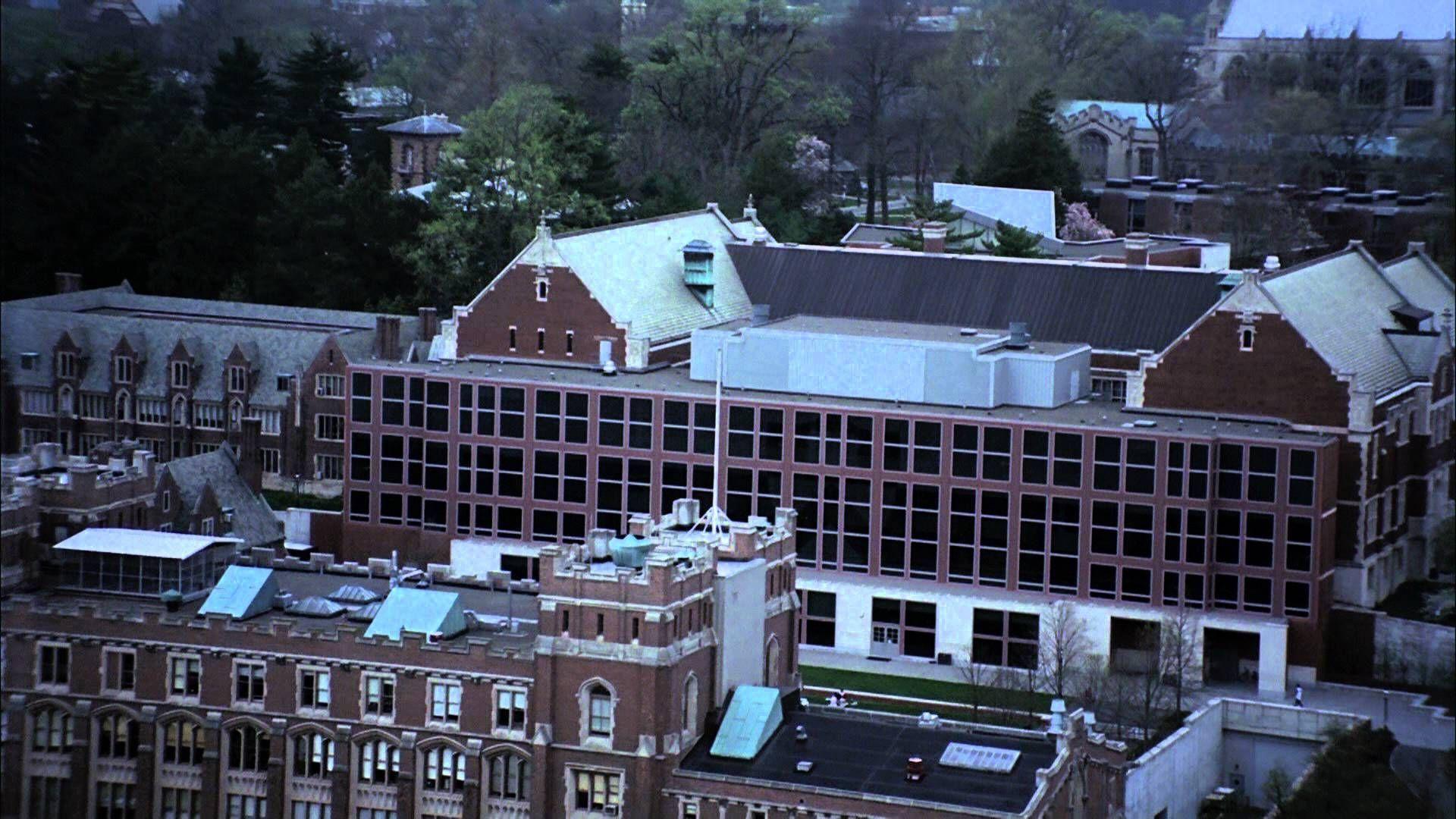 ¿En qué ciudad queda el Hospital Princeton-Plainsboro?