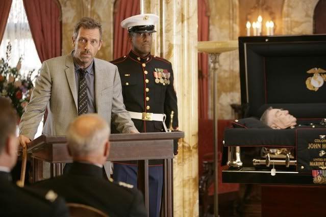 House tiene una mala relación con su padre ¿En qué temporada muere John House?