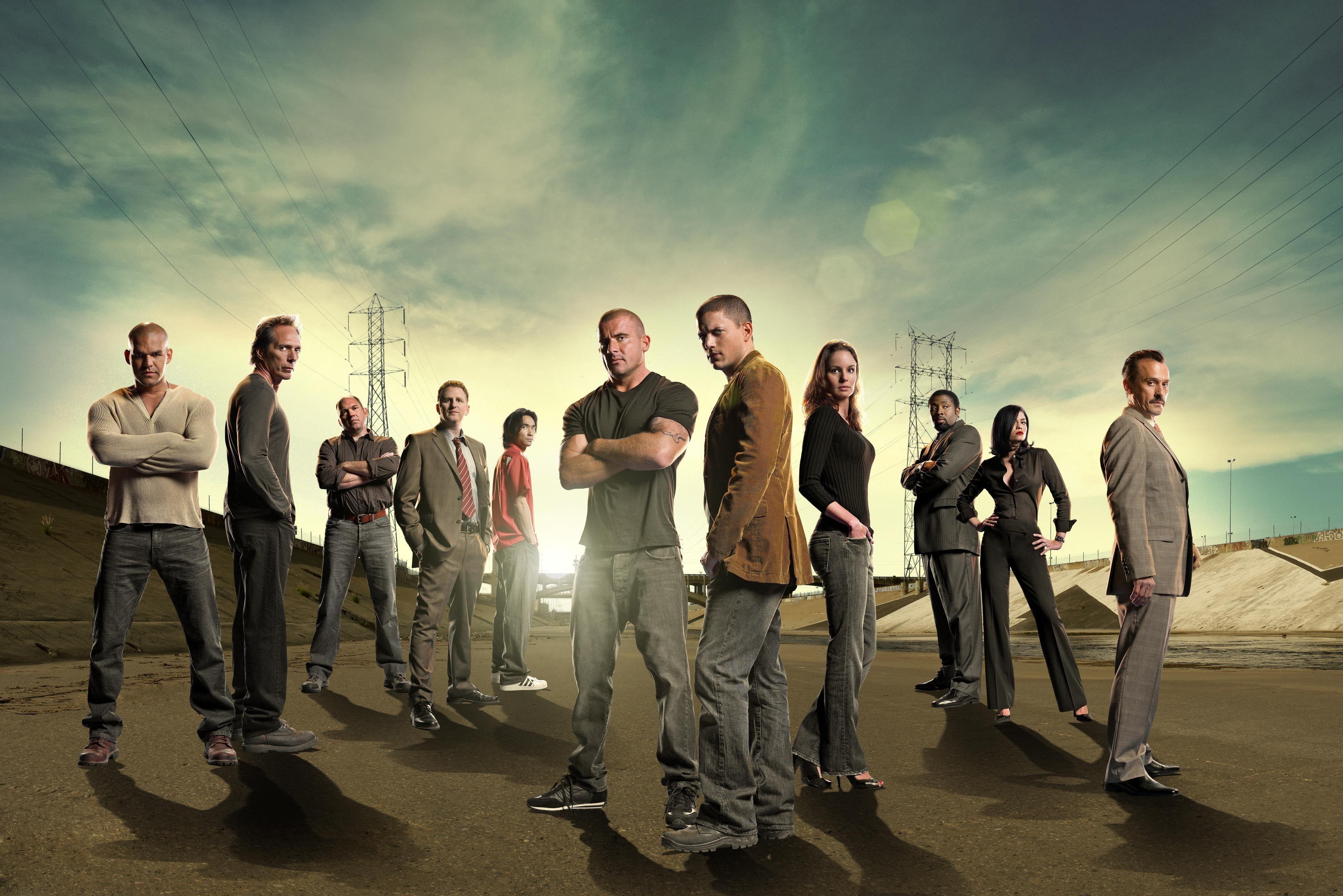 7553 - ¿Cuánto sabes de Prison Break?