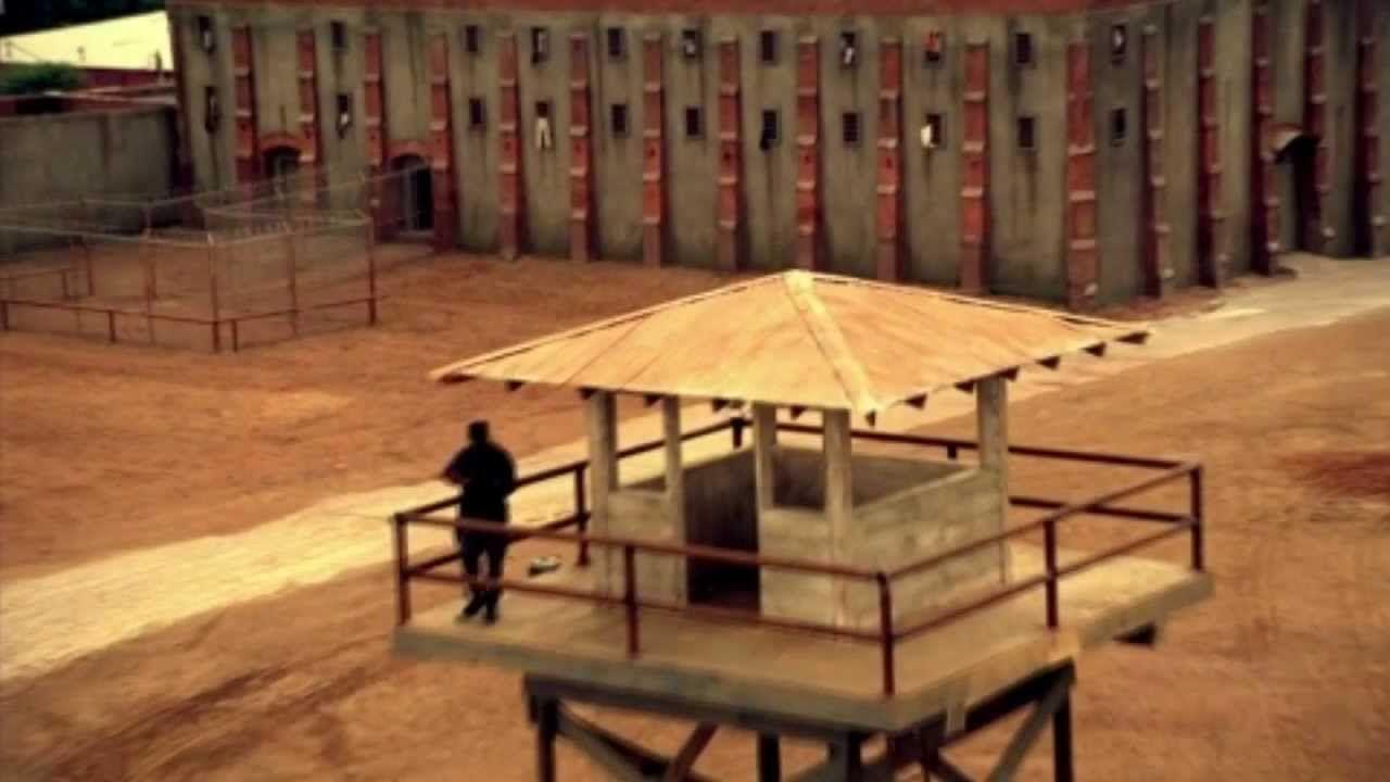 ¿Dónde está situada la prisión Sona?