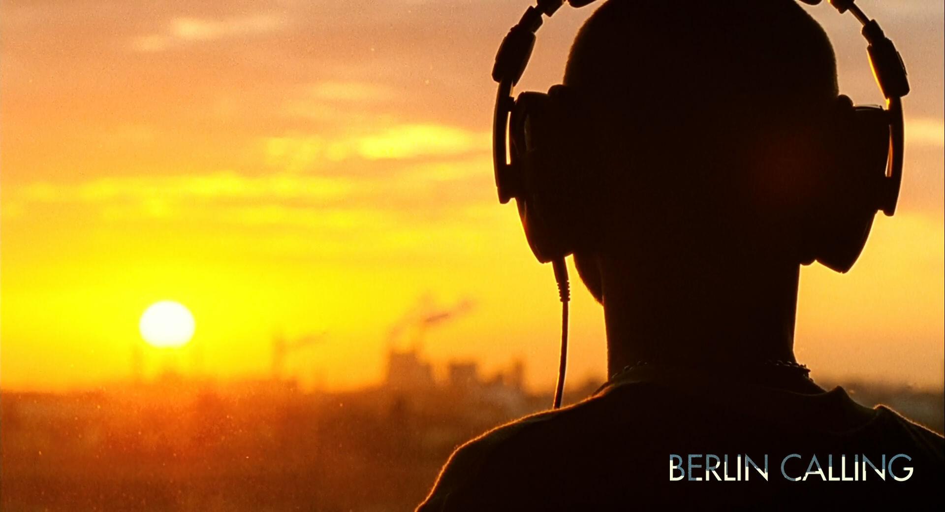 ¿Qué DJ es protagonista de la película Berlin Calling?
