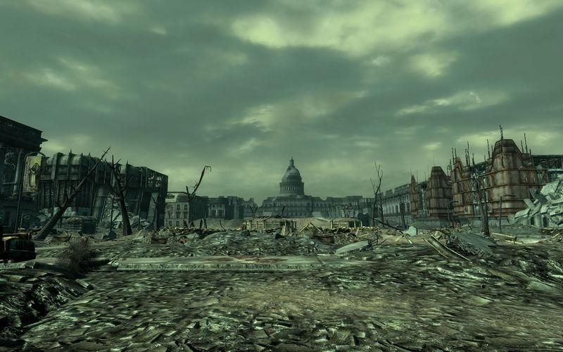 Saga Fallout, ¿en cuál de los siguientes lugares nunca ha estado ambientado un Fallout o una de sus expansiones?
