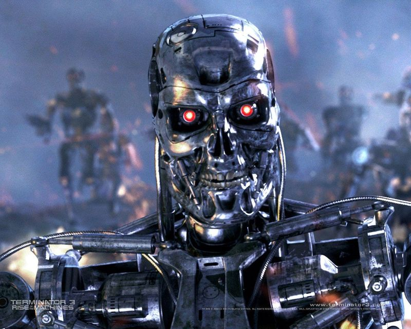 La última, nombre del robot de Terminator (el original)