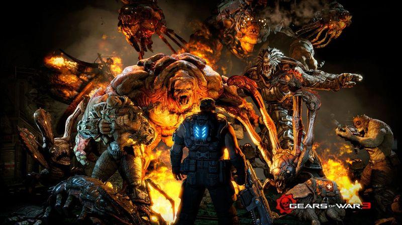 14947 - Enemigos de Gears of War