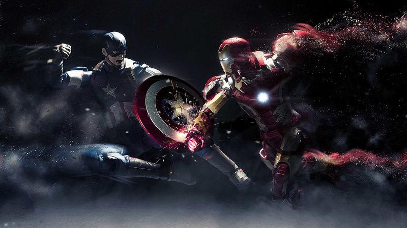 14997 - Civil War: ¿De qué lado estarás?