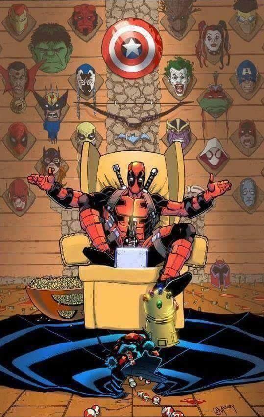 ¿Por qué Deadpool odia (a veces) su poder curativo?