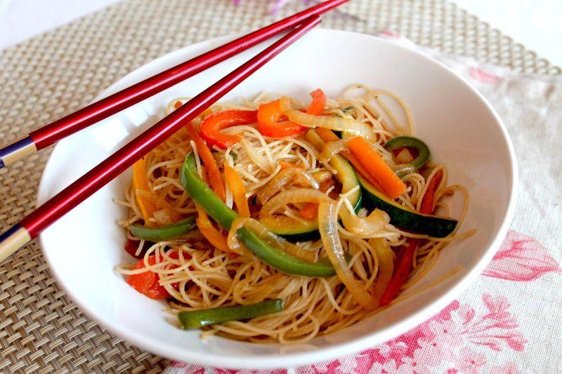 15699 - Gastronomía del mundo. Hoy: China