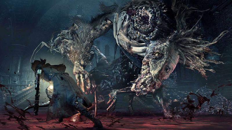 15805 - Relaciona cada jefe con su localización en Bloodborne (sin contar con el DLC y los tres últimos jefes para evitar spoilers)
