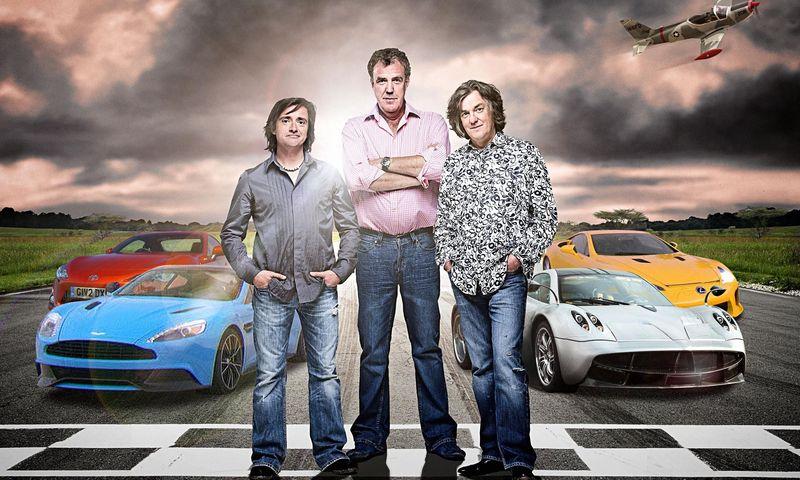 15819 - ¿Cuánto sabes de Top Gear?