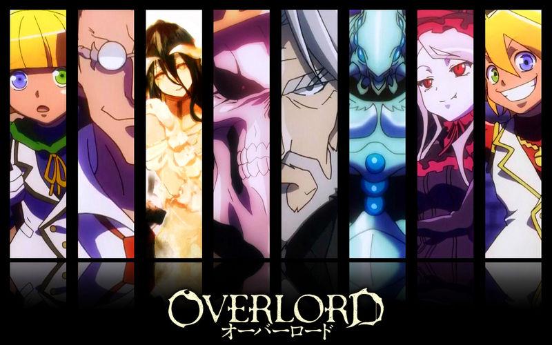 15824 - ¿Reconoces estos personajes de Overlord?