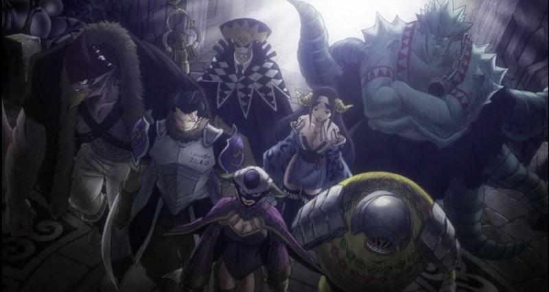 ¿ En que volumen del manga aparecieron los niveles de poder de las nueve puertas del demonio?
