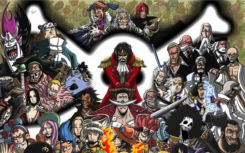 15848 - ¿Cuánto sabes de One Piece? Dificultad Extrema