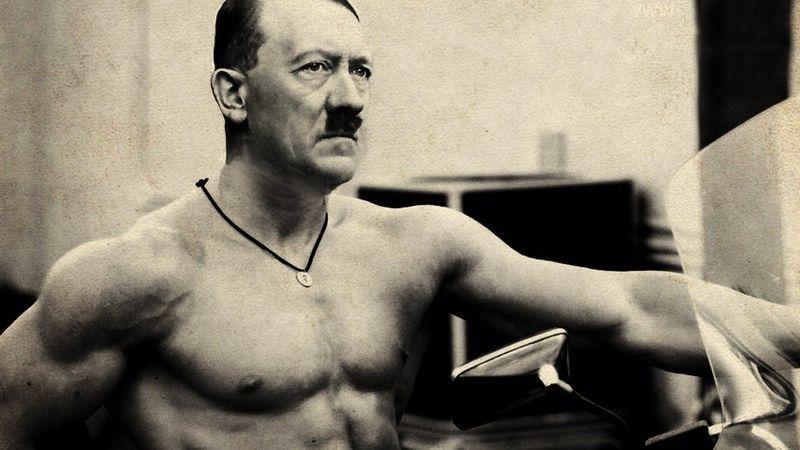 15881 - ¿Sabrías mantener una conversación con Hitler?