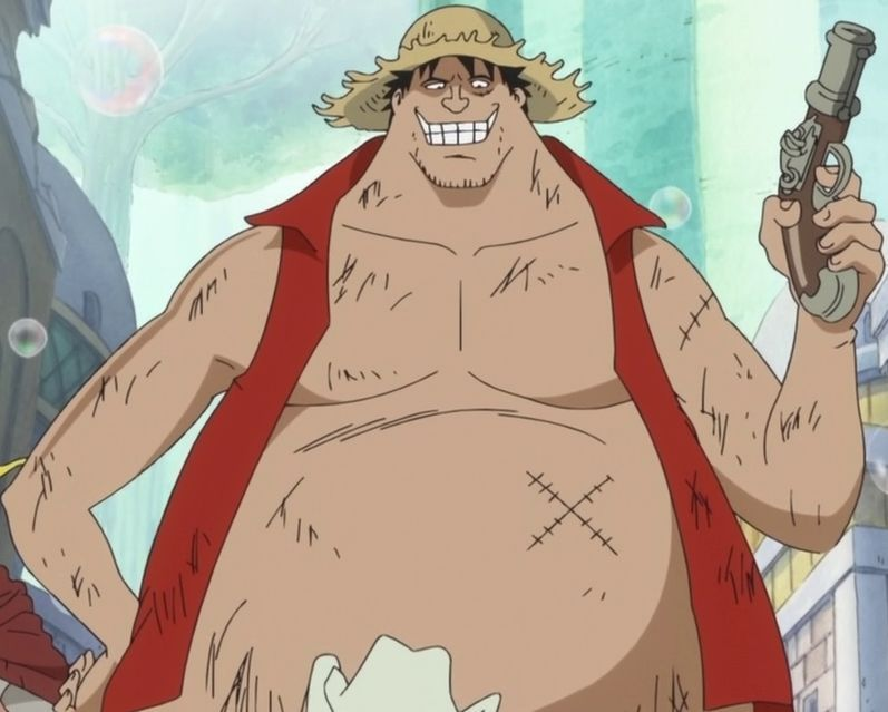 ¿Cuál era la recompensa del falso Luffy?