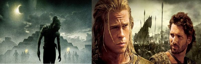 Vamos con Aventura ¿Apocalypto o Troya?
