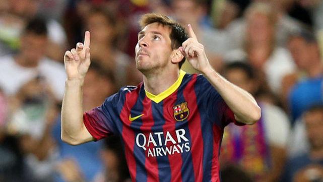 Empecemos con uno fácil: ¿Lionel Messi?
