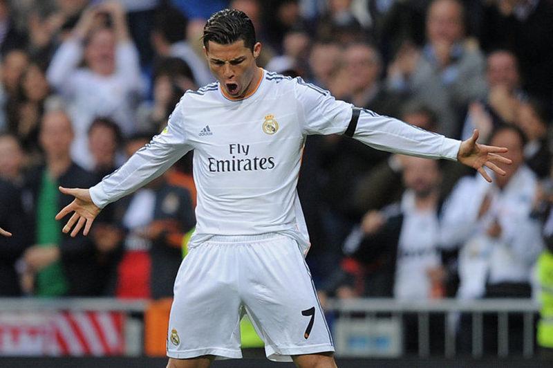 Esta también es fácil: ¿Cristiano Ronaldo?