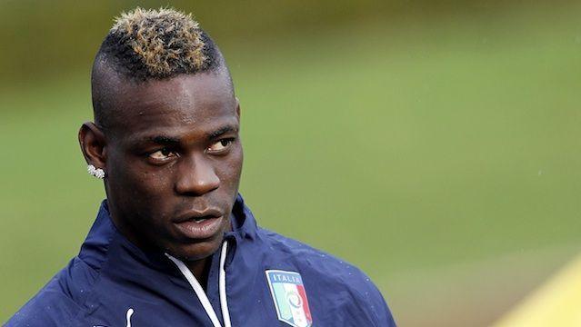 ¿Mario Balotelli?