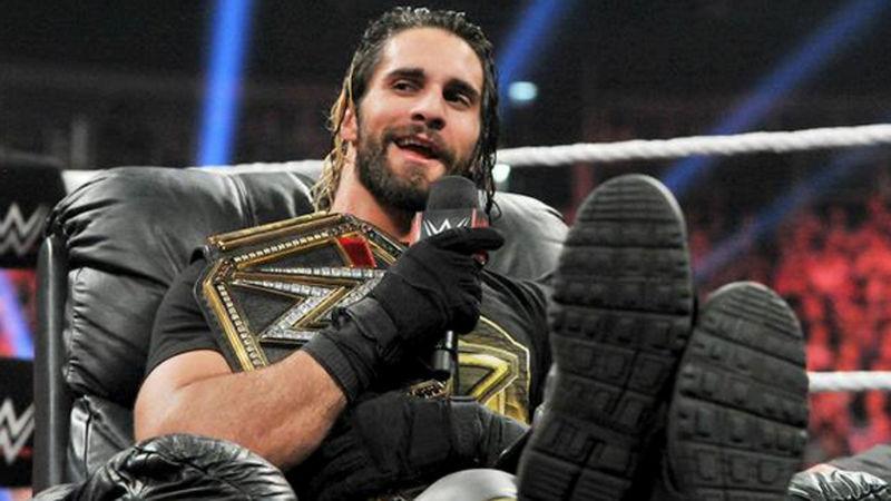 Ésta sí es un poco difícil, ¿en qué evento Seth Rollins se lesionó?