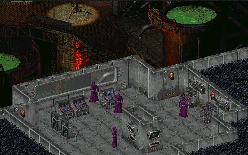 ¿En qué base creaban a los Súper-Mutantes?