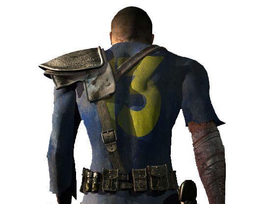 (considerando que mataste al jefe de los súper-mutantes y su ejército) Al final, al regresar al Refugio a nuestro personaje...