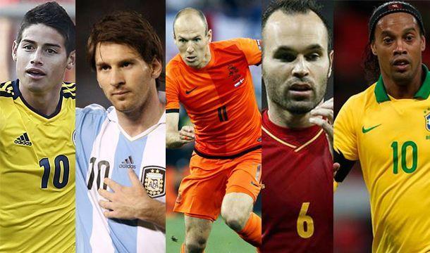 16026 - ¿Eres capaz de averiguar en qué equipo estuvieron estos futbolistas famosos?