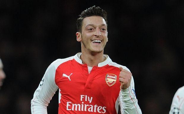 Mesut Özil estuvo en el... ¿ ?