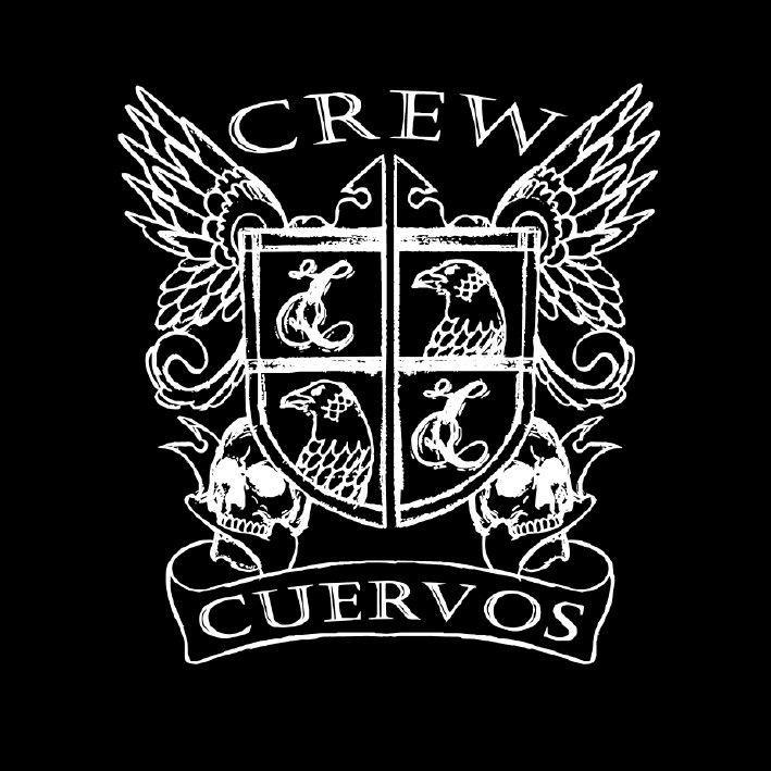 ¿De cuántas personas está compuesto el grupo Crew Cuervos?
