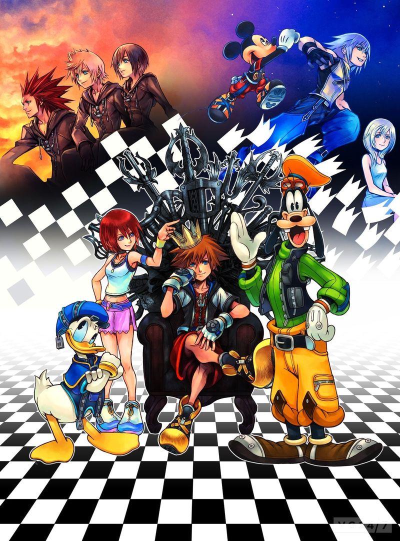15991 - ¿Cuanto sabes acerca de Kingdom Hearts?