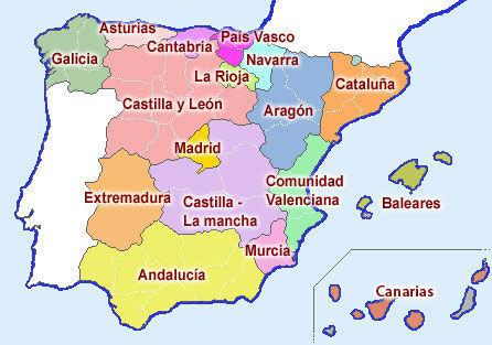 16088 - ¿Conoces los escudos de las Comunidades Autónomas españolas?