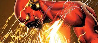 ¿De qué colores es el logo de The Flash?
