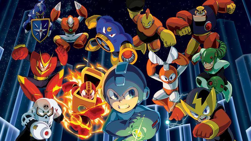 Y por último. ¿Cuántas sagas de Megaman existen?