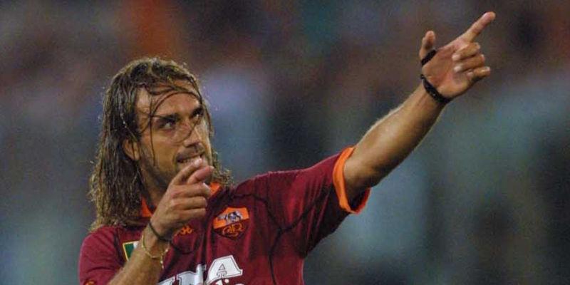 ¿En qué club se retiró Gabriel Omar Batistuta?