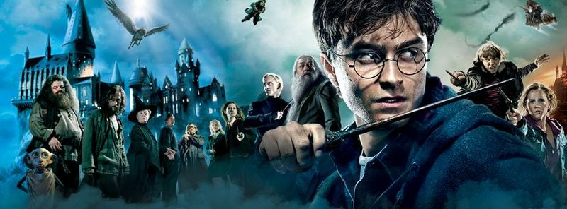 ¿Cuál es tu película favorita de Harry Potter?