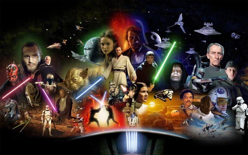 ¿Cuál es tu película favorita de Star Wars?