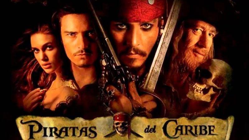 ¿Cuál es tu película favorita de Piratas del Caribe?