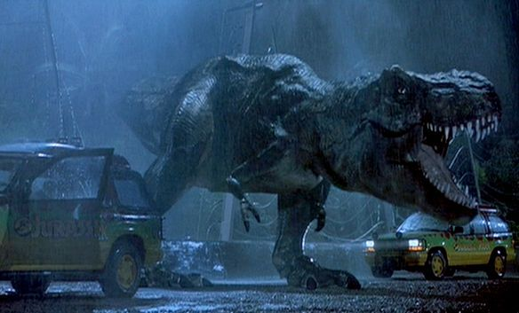 ¿Cuál es tu película favorita de Jurassic Park?
