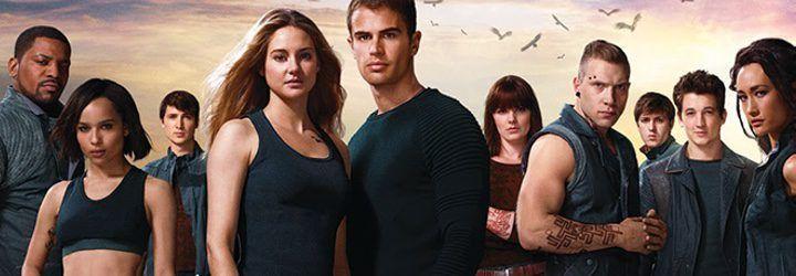 ¿Cuál es tu película favorita de La Serie Divergente?