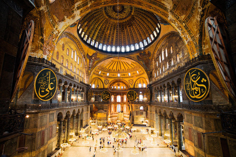 ¿Te acuerdas del tema Bizantino?
