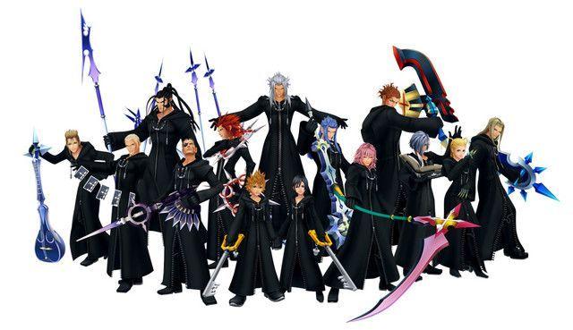 ¿Cuál es el primer miembro de la Organización XIII que muere a manos de Sora?