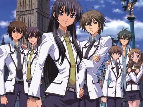 16190 - ¿Cúantos personajes conoces de special A?  (anime)