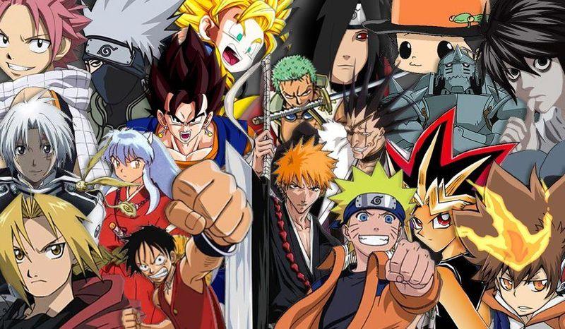 16061 - Una de dobladores. Reconoce qué personajes famosos de anime comparten doblador (Seiyuus japoneses)