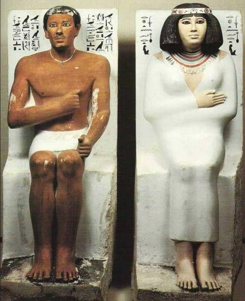 ¿Te sabes el arte egipcio?