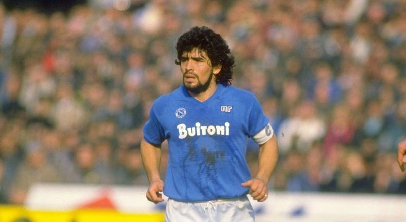 ¿A qué edad se retiro Diego Armando Maradona?