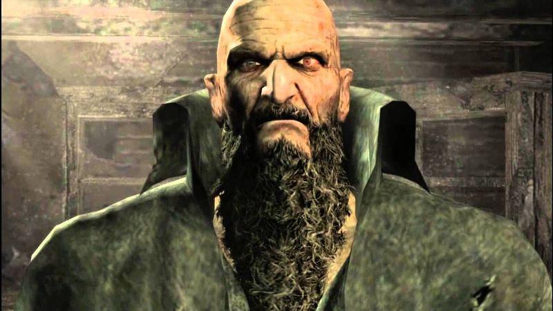 ¿Cómo se llama el alcalde del pueblo de Resindent Evil 4?