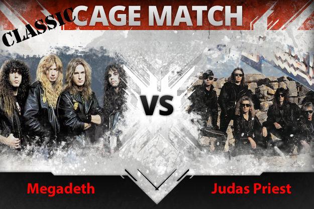 ¿Judas Priest o Megadeth?