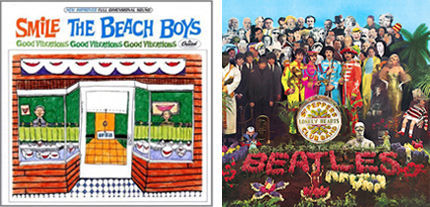 ¿The Beatles o The Beach Boys?