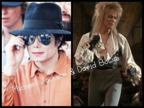 ¿David Bowie o Michael Jackson?
